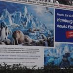 Das neue Eismeer. Eröffnung April 2012