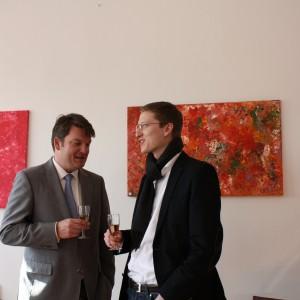 Philip Buse und Sören Niehaus