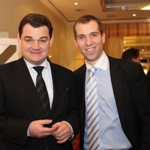 Marcus Weinberg (MdB), Landesvorsitzender der CDU Hamburg & Dennis Thering (MdHB)