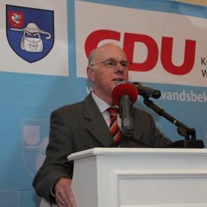 Präsident des Deutschen Bundestages, Prof. Dr. Norbert Lammert