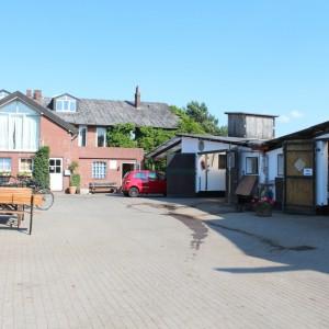 """Der Hof der """"Reitgemeinschaft am Raakmoor"""
