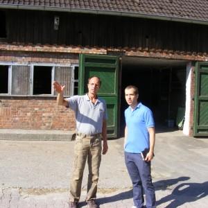 Ulrich Niemeyer und Dennis Thering im Gespräch