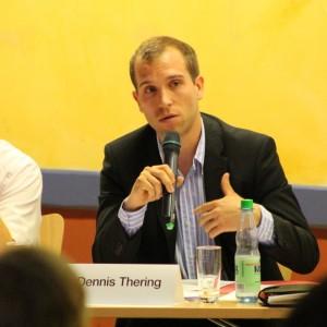 Seit über zwei Jahren setzt sich Dennis Thering für die Reduzierung des Fluglärms im Alstertal und den Walddörfern ein.