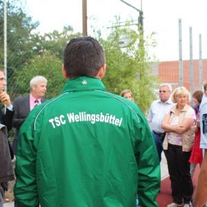 Auch die Mitglieder des TSC Wellingsbüttel haben kein Verständnis für die Blockadehaltung des Bezirksamtes Wandsbek.