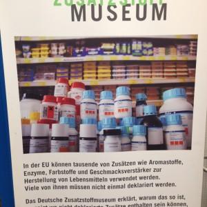 Das Deutsche Zusatzstoffmuseum gibt interessante Einblicke in die Welt der Lebensmittelherstellung.
