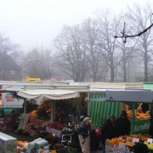 Der Saseler Markt soll Nahversorgungszentrum bleiben.