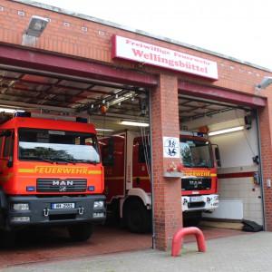 Die Heimat der Freiwilligen Feuerwehr Wellingsbüttel