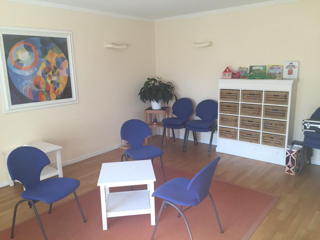 Beratungs-und Gruppenraum