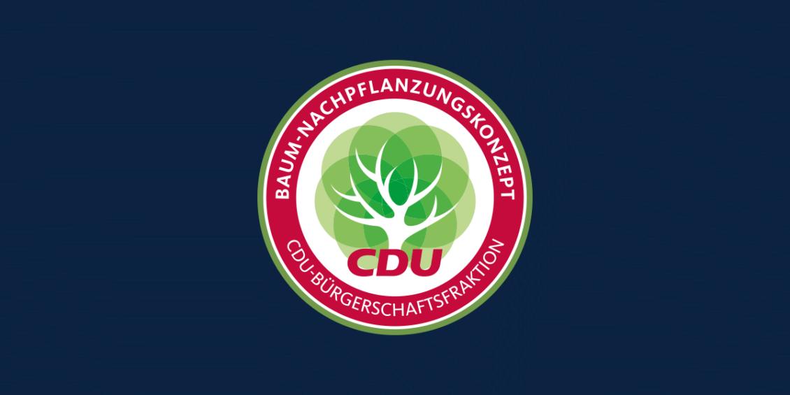 CDU Baum-Nachpflanzungskonzept